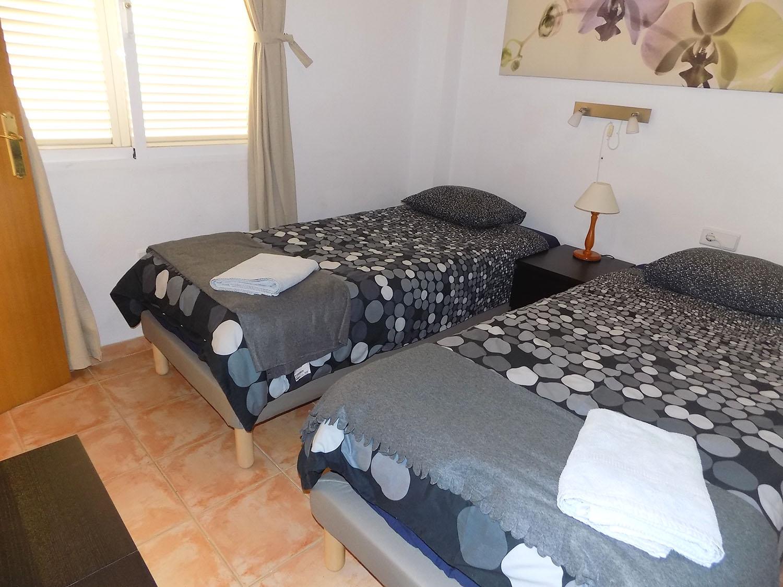 Det mindre soveværelse