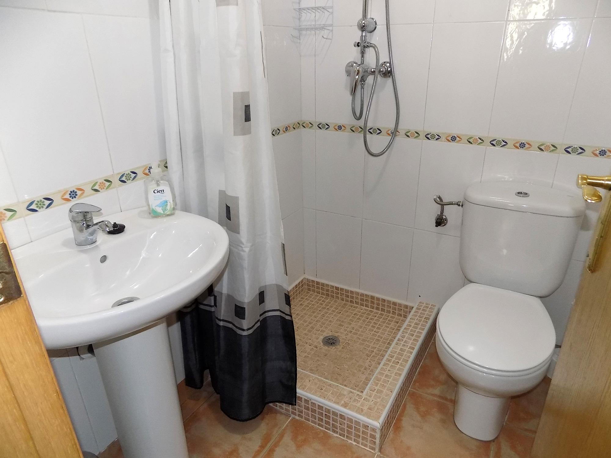 Det mindre badeværelse