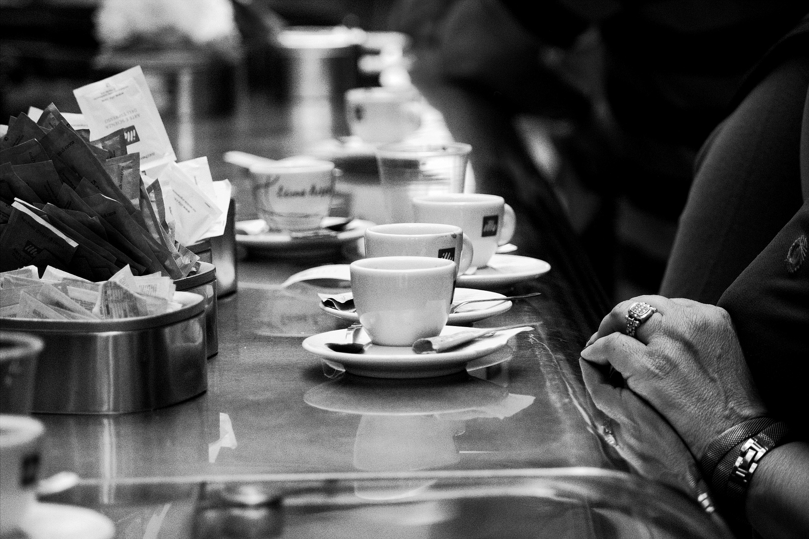 Cafes and coffee shops differentiate from one another thanks to customer experience