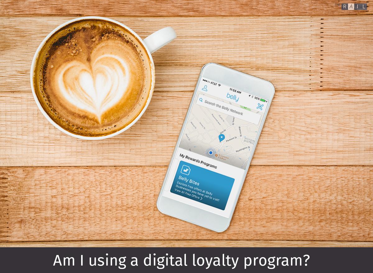 Is my restaurant using a digital loyalty program?