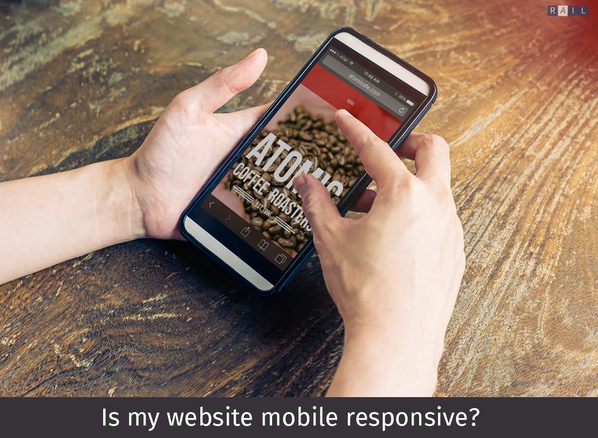 Is my restaurant's website mobile responsive?
