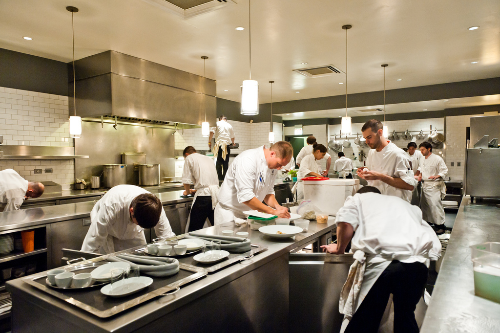 California restaurants will have a few options to deal with the state minimum wage increase