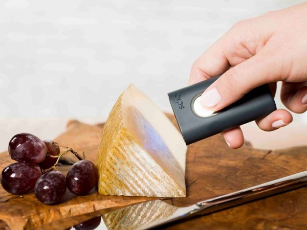 SCiO is one of the three main companies working on food scanning technology.