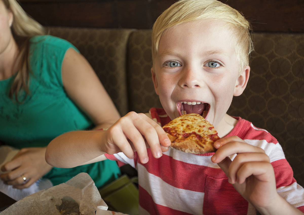 A new study shows that children's menus are restaurants are getting healthier but still are a long way off to being the norm.