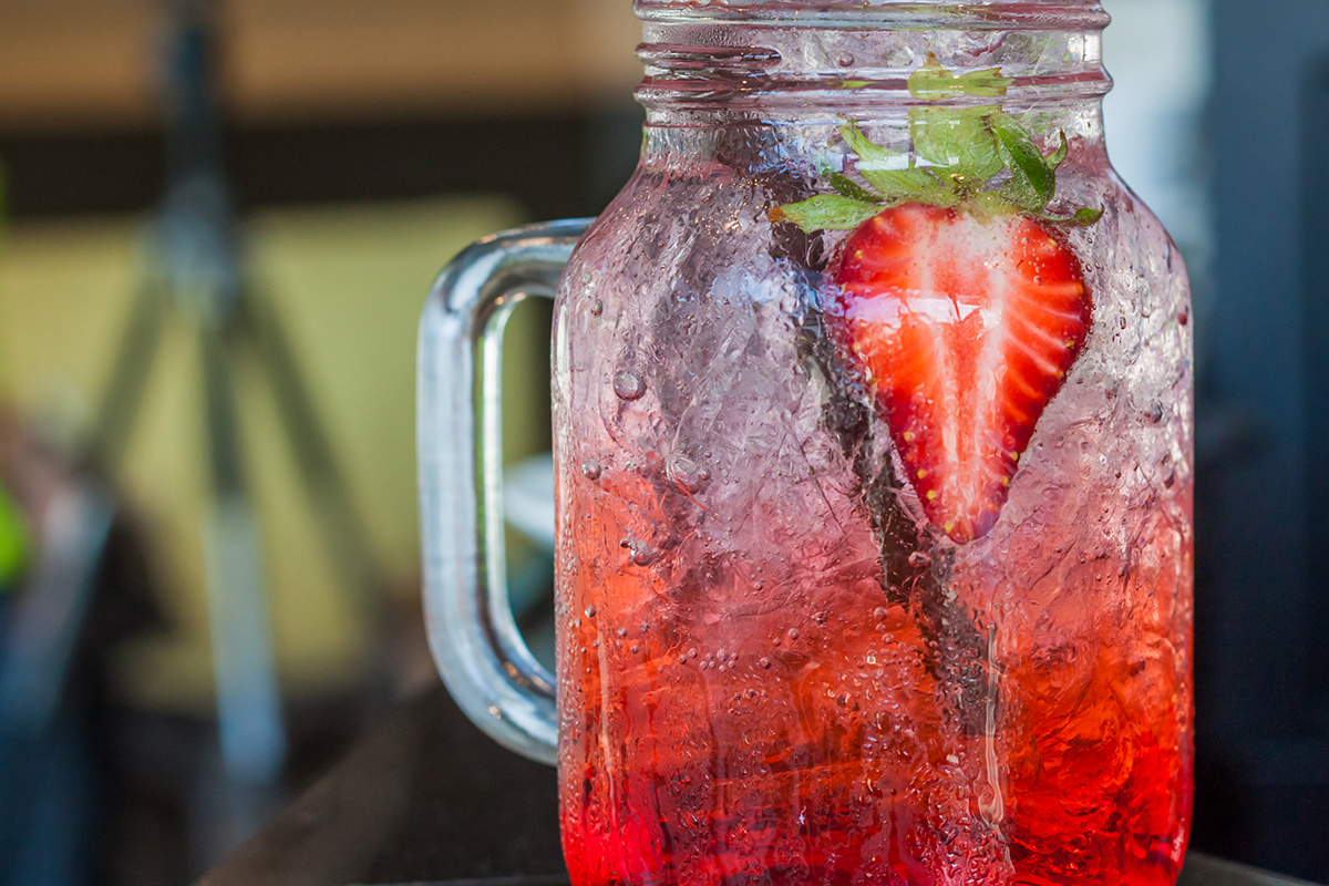Restaurants can boost their dollar margin by making their own drinks.