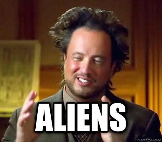 King Tut's space dagger... Aliens?