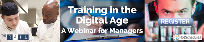 Training in the Digital Age: Webinar for Restaurant Managers and Operators
