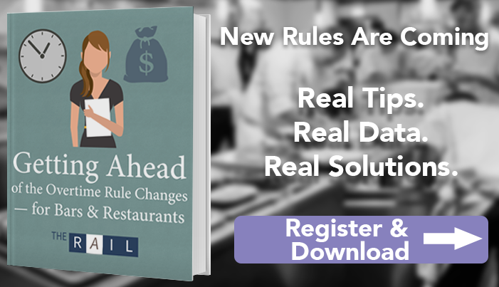 New federal overtime rules are going to severely effect the bar & restaurant industry. Learn how to navigate the new OT pay laws.