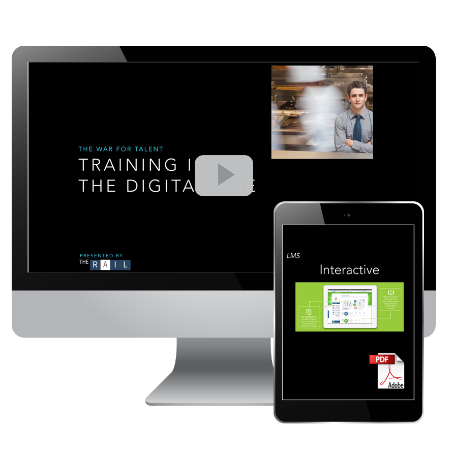Download: The War for Talent: Restaurant Staff Training in the Digital Age