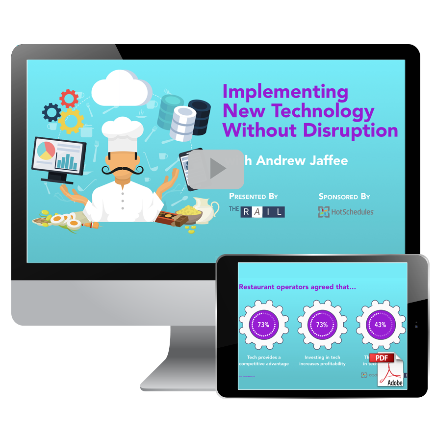 Implementing Restaurant Technology Without Disruption