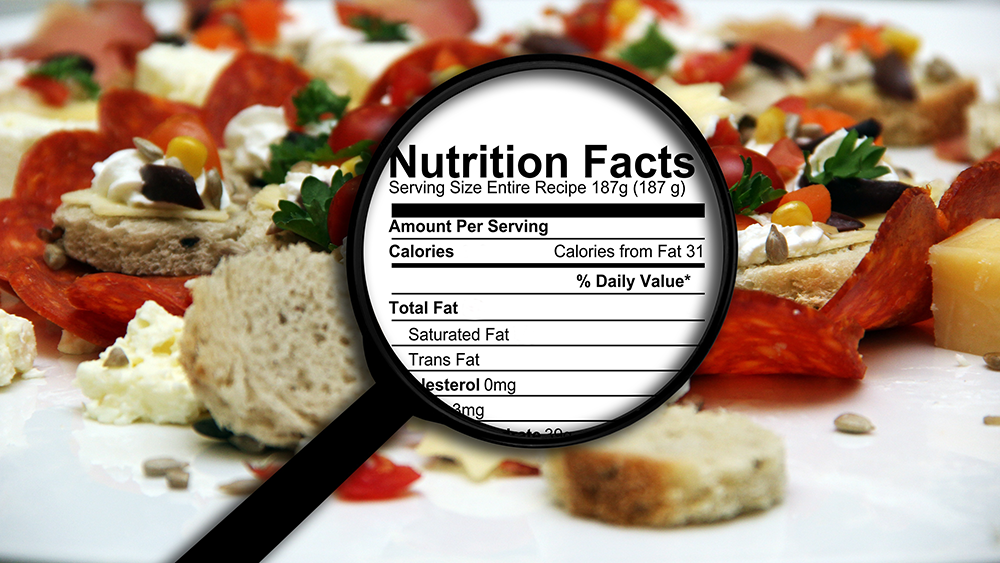 Restaurant operators have a few options for getting their menu's nutrition info.