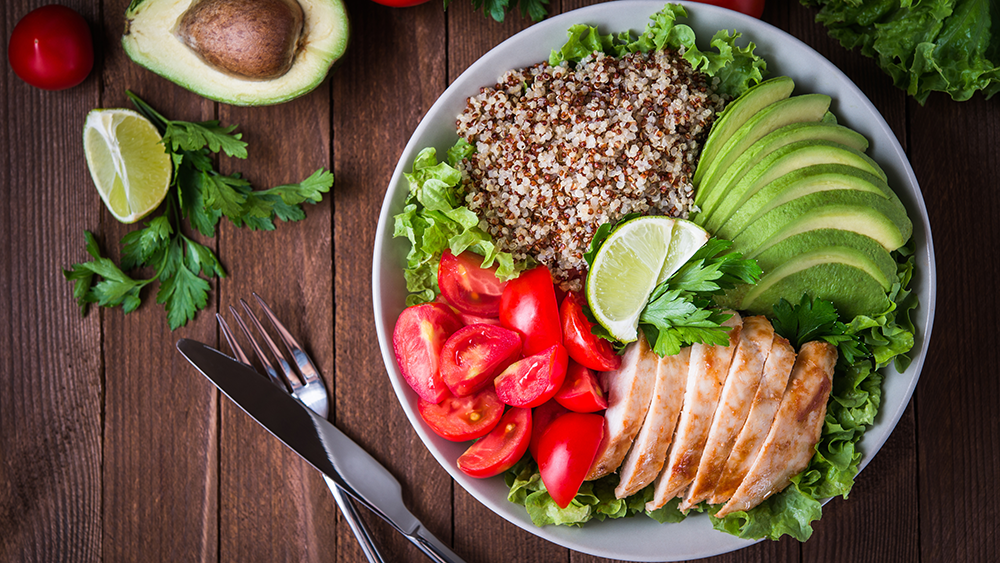 Tips for restaurant chefs looking to make healthy restaurant menu dishes.