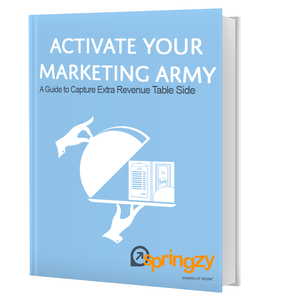 Download: Activate Your Restaurant Marketing Army