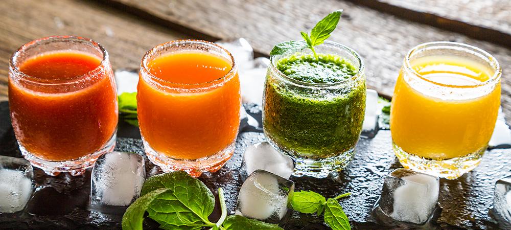 Have Frozen Drink Tasting Nights, including flights of frozen smoothies & milkshakes