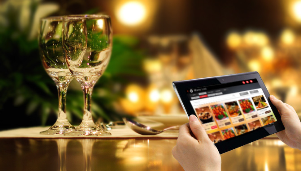 Restaurant technology leaders -- tableside tablet