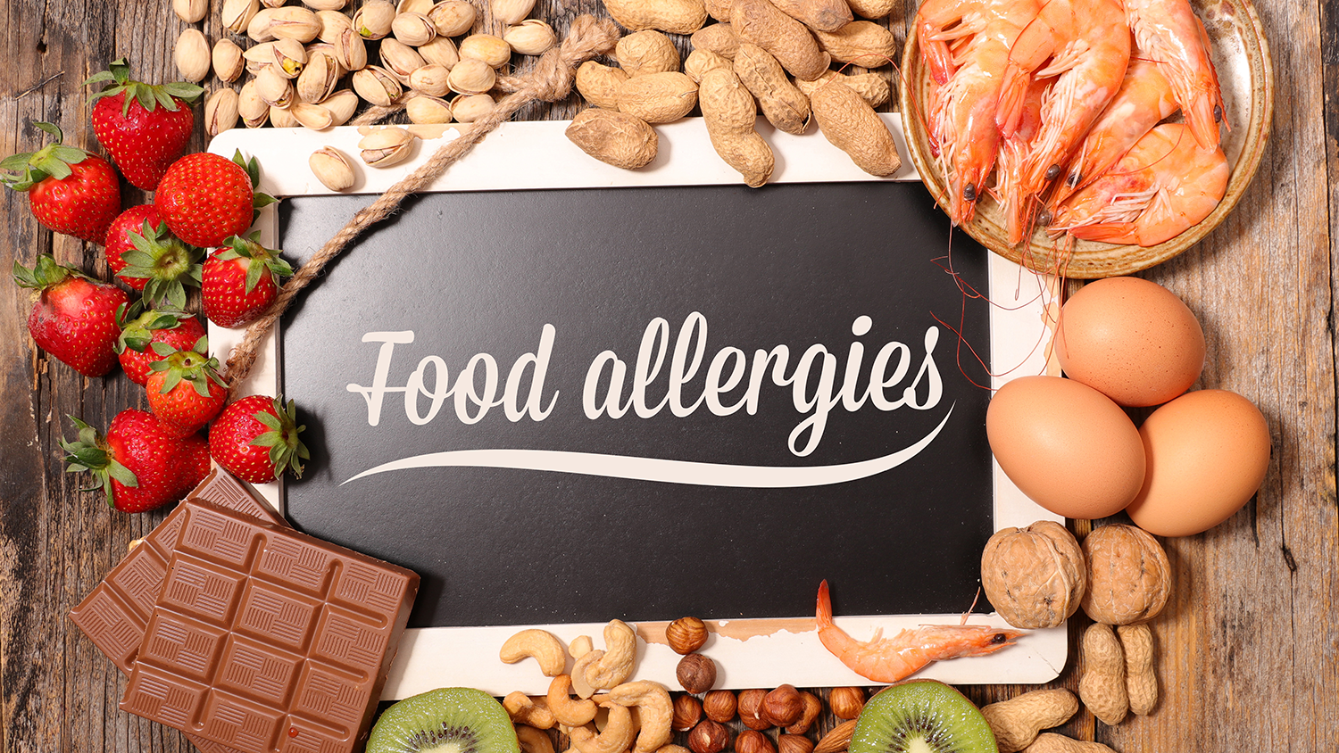 Tabletop Tablets can easily show guests menu item ingredients so they can avoid food allergies.