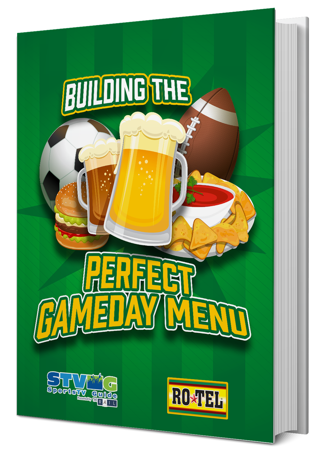 eBook: Building the Perfect Gameday Menu