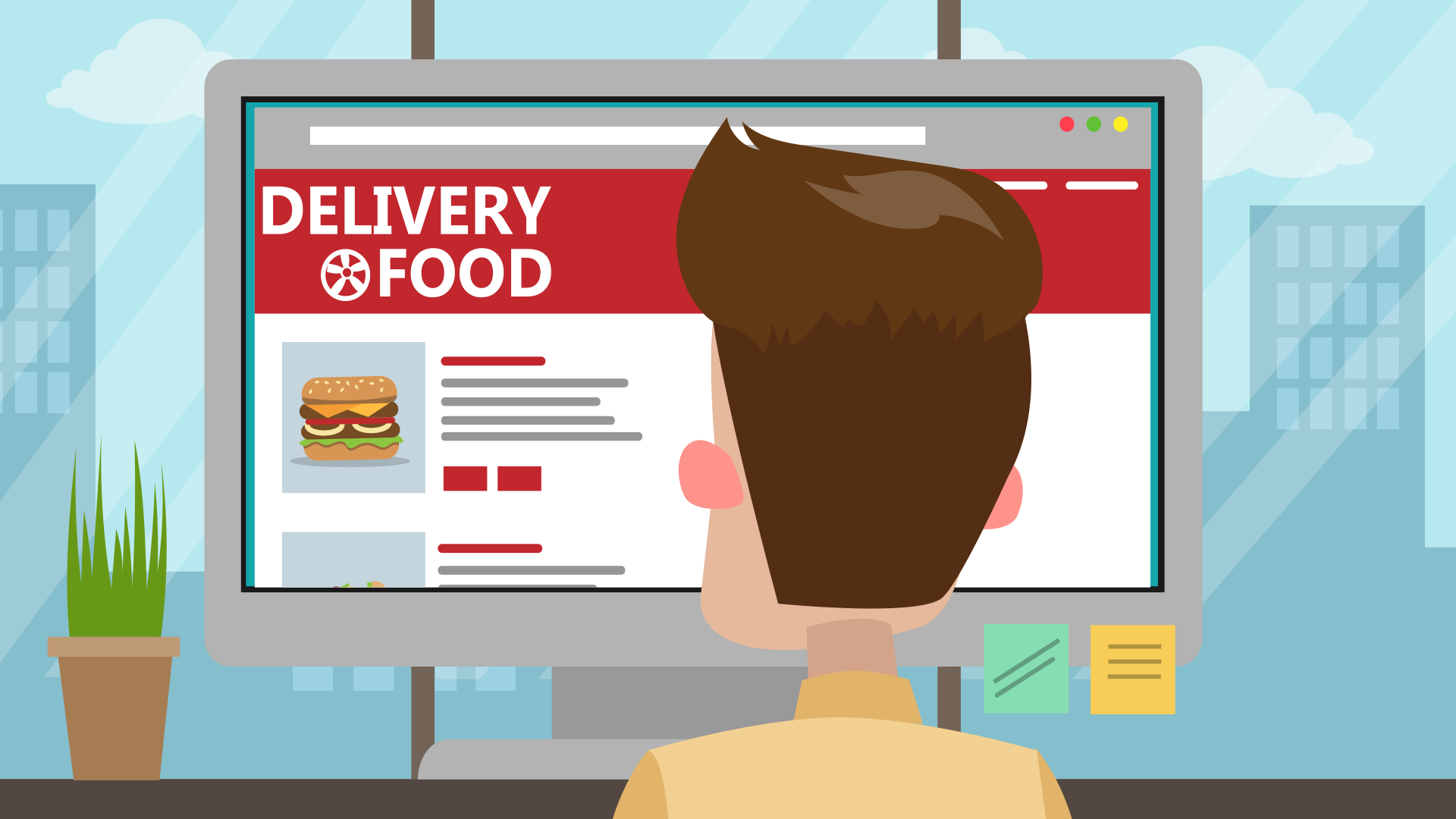 Does your restaurant have the marketing power for an in-house restaurant delivery service program?