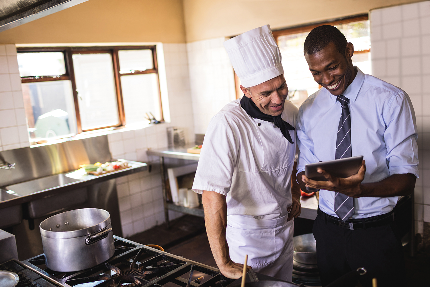 How to hire the best restaurant professionals.