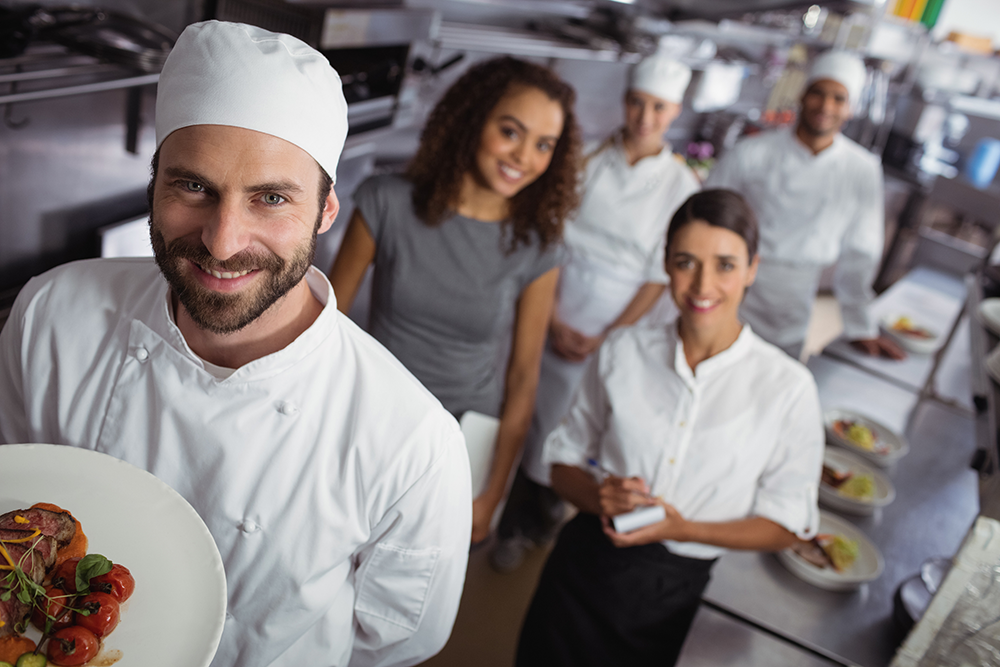 Focus on improving your restaurant team's talent.