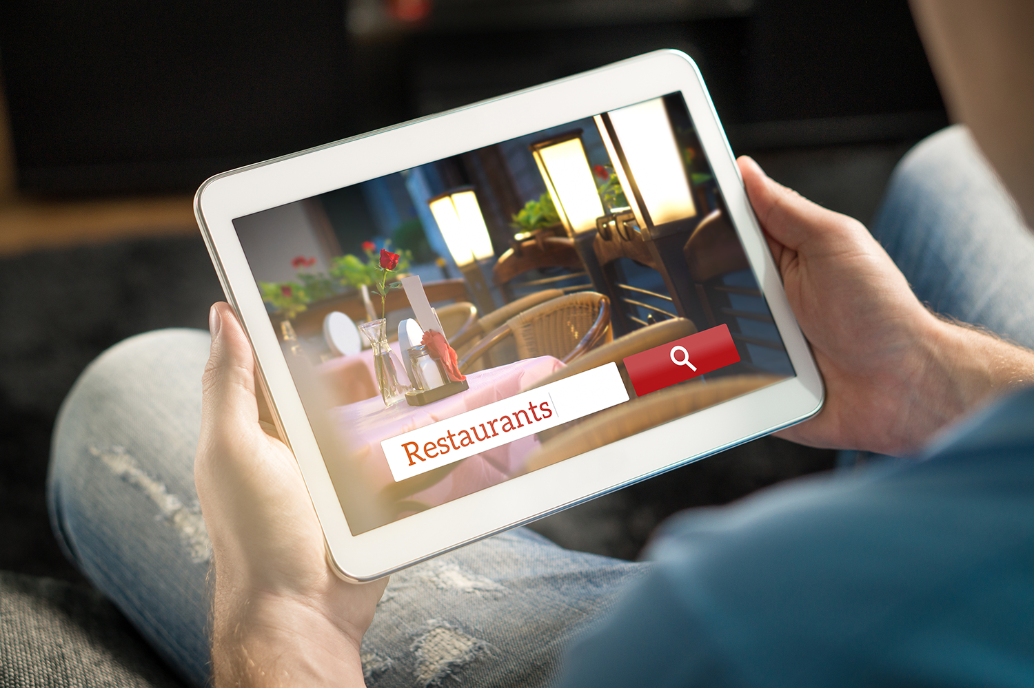 Restaurant review tip #2: get on restaurant review platforms.