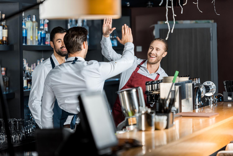Restaurant management staff retention