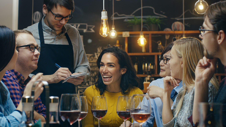 Restaurant management guest satisfaction