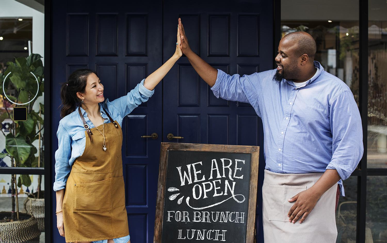 Restaurant management business