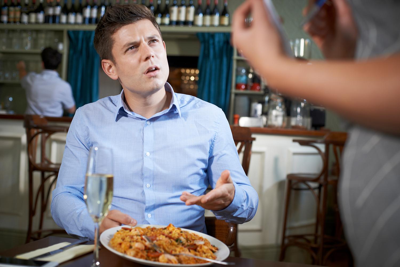 Restaurant management guest feedback