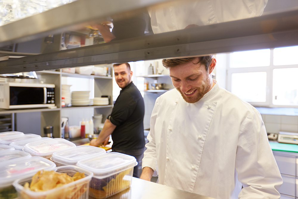 Restaurant managers need to treat their kitchen staff like human beings first.