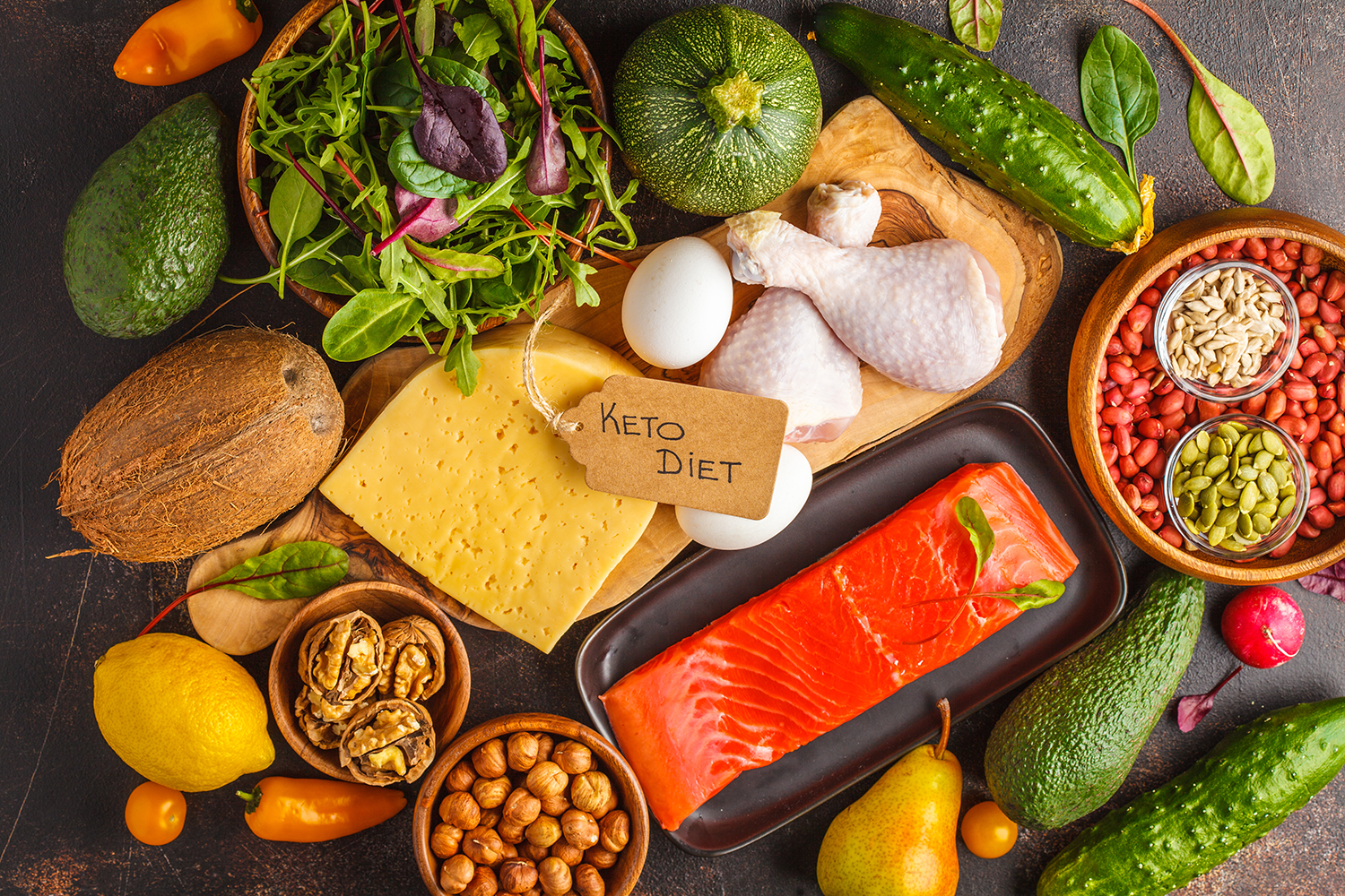 The keto diet is a food trend restaurants should take note of.