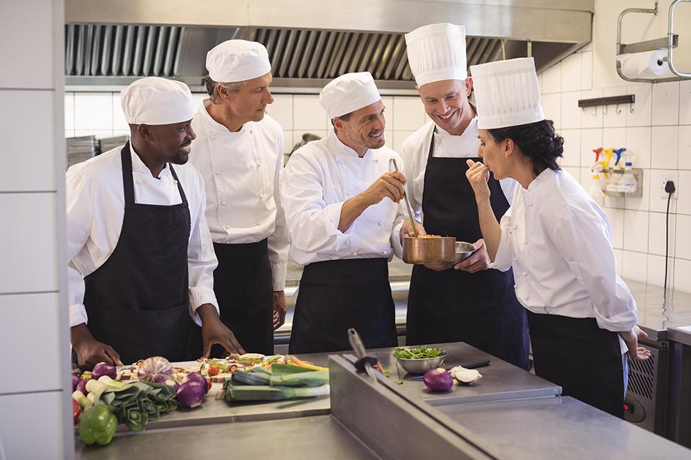 Language barrier tips between your restaurant's staff.
