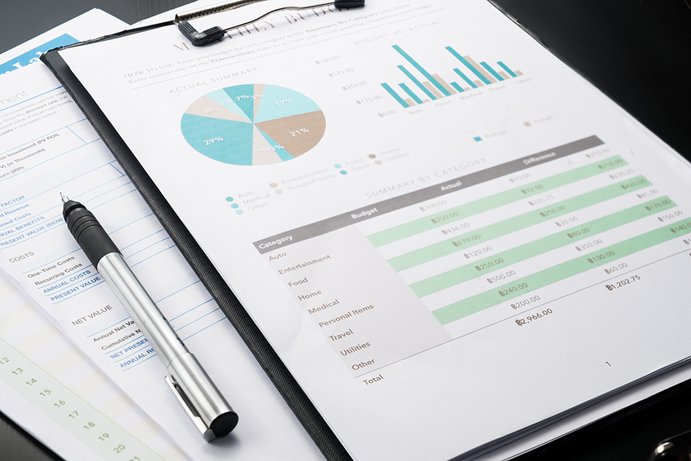 Restaurant operators should look at their daily financial reports.