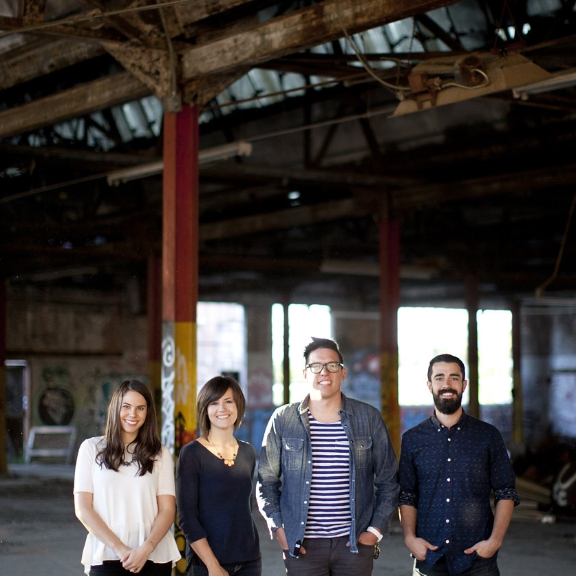 J.Rich Atlanta Team at the Pullman Yard