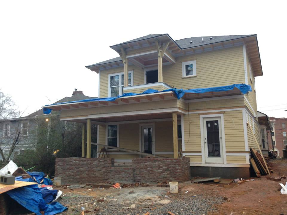Kitchen and Second Story Master addition | In Progress
