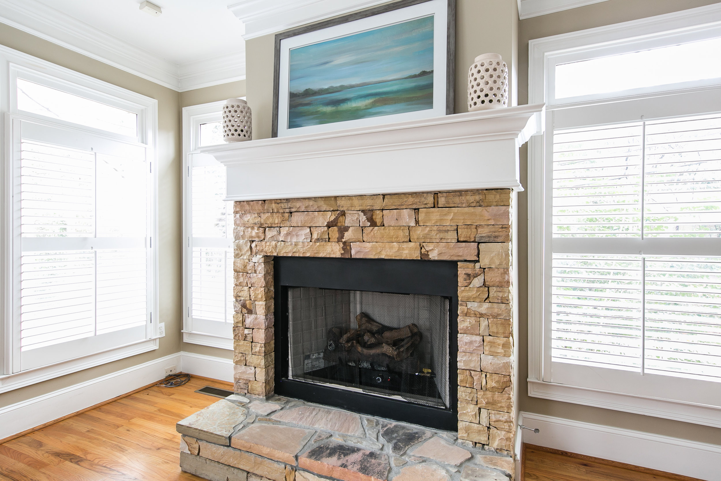 2456 Piedmont Unit 2-Living Fireplace.jpg
