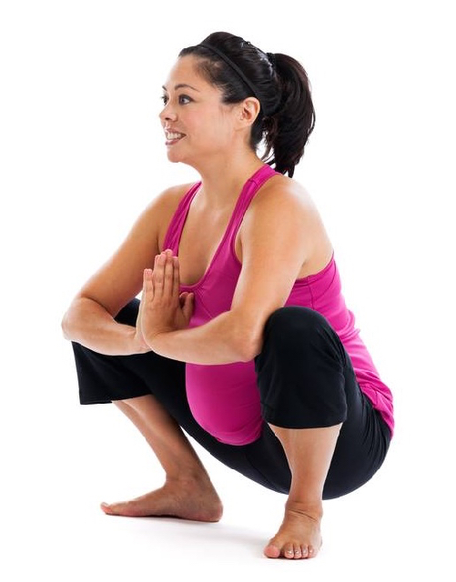 Birthing Squat to help you during labour