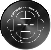 Cathode Output HI-Z for High Sensitivity Headphone