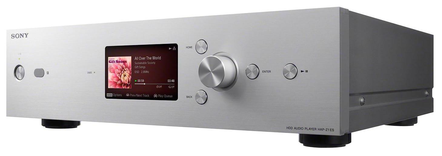 sony-hapz1es-music-server-silver-front-audiophile-music-player-highend-flagship-headfi