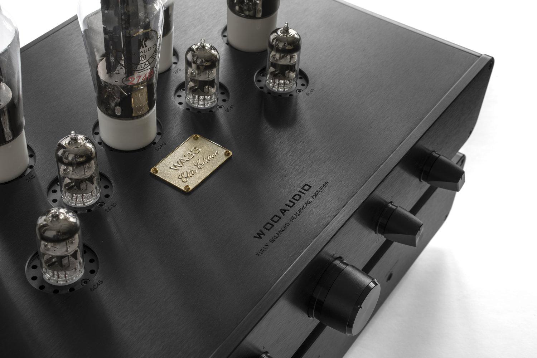 woo-audio-wa33-elite-edition-headphone-amplifier-black-top-highend-audiophile-vacuum-tube-headfi-274b-6C45-2A3-tubes-preamplifier-fully-balanced