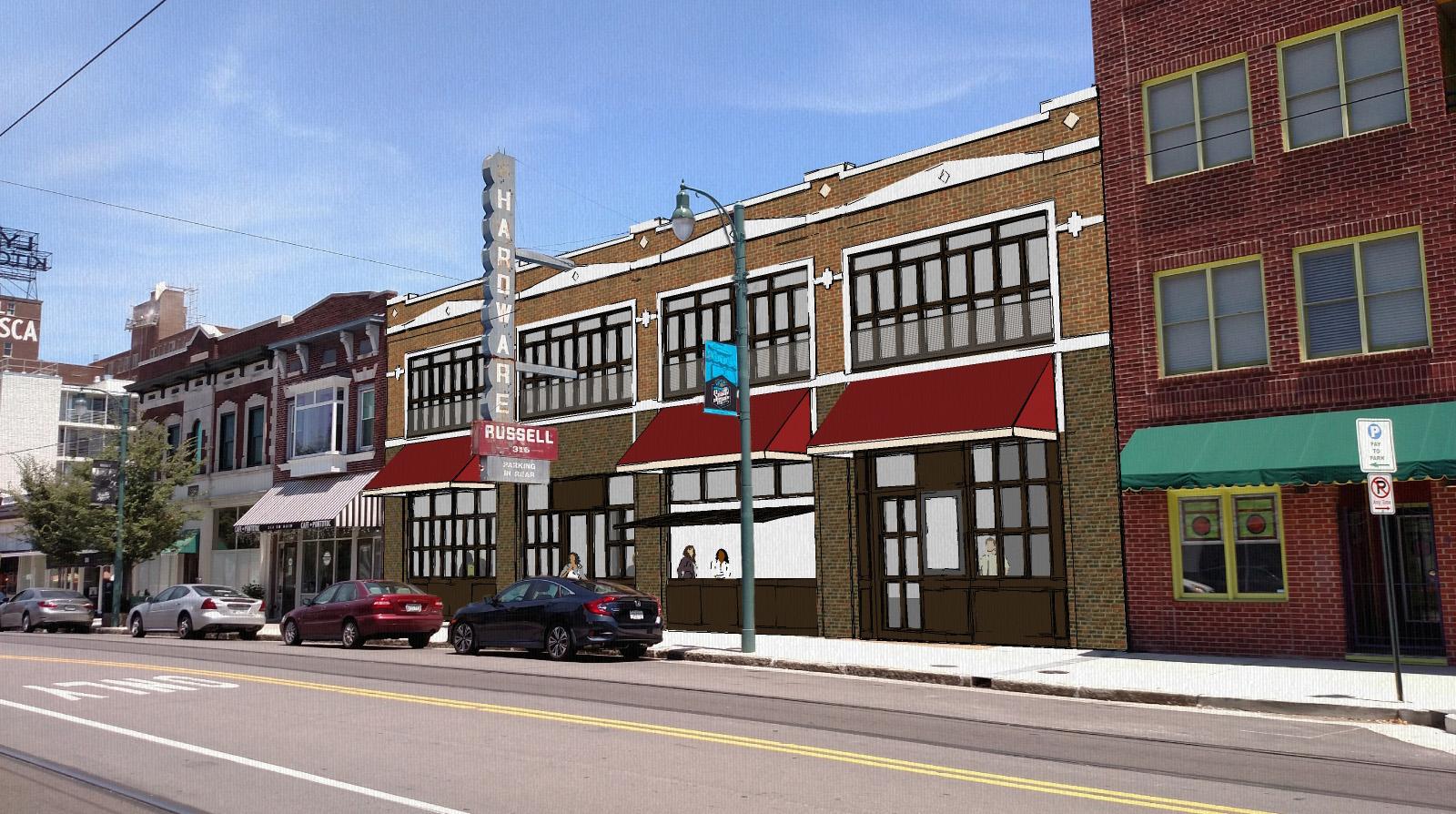 316 South Main Street Renovation