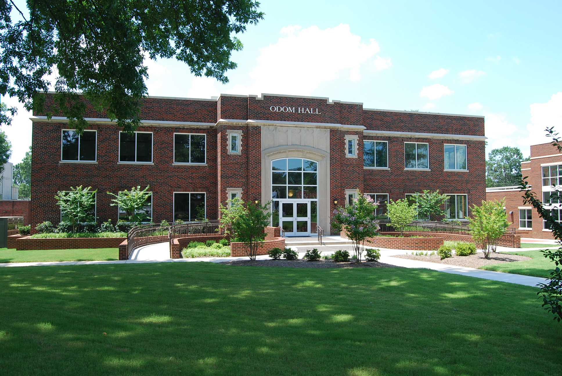 Bethel University Odam Hall Classroom Renovation
