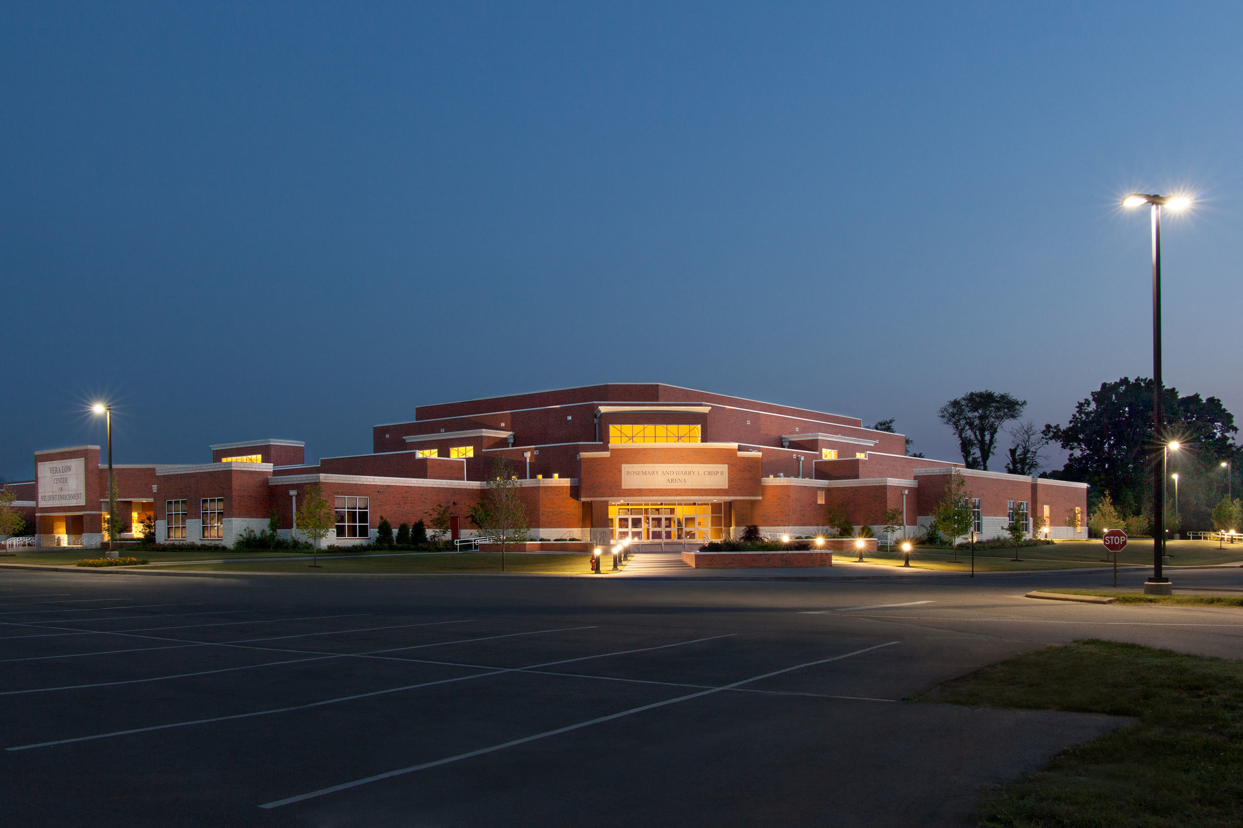 Bethel University Student Center & Arena