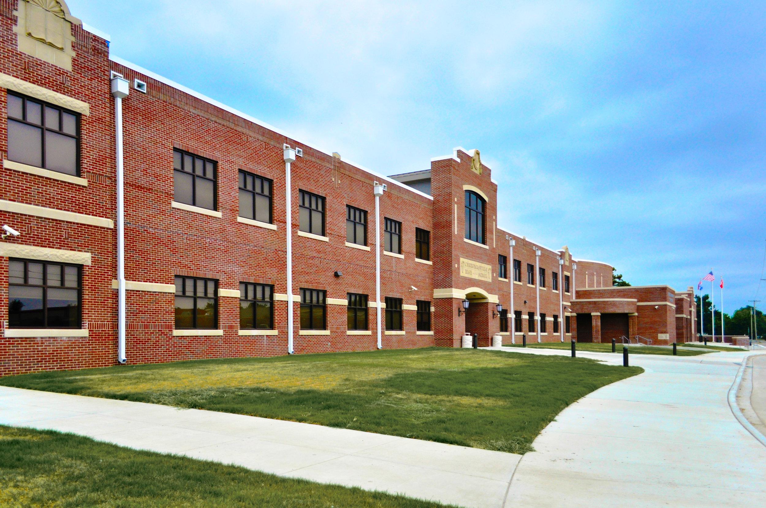 Caruthersville High School