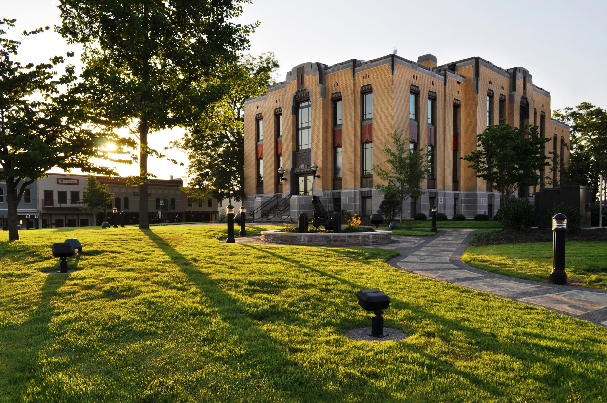 Lauderdale County Courthouse Historic Rehabilitation