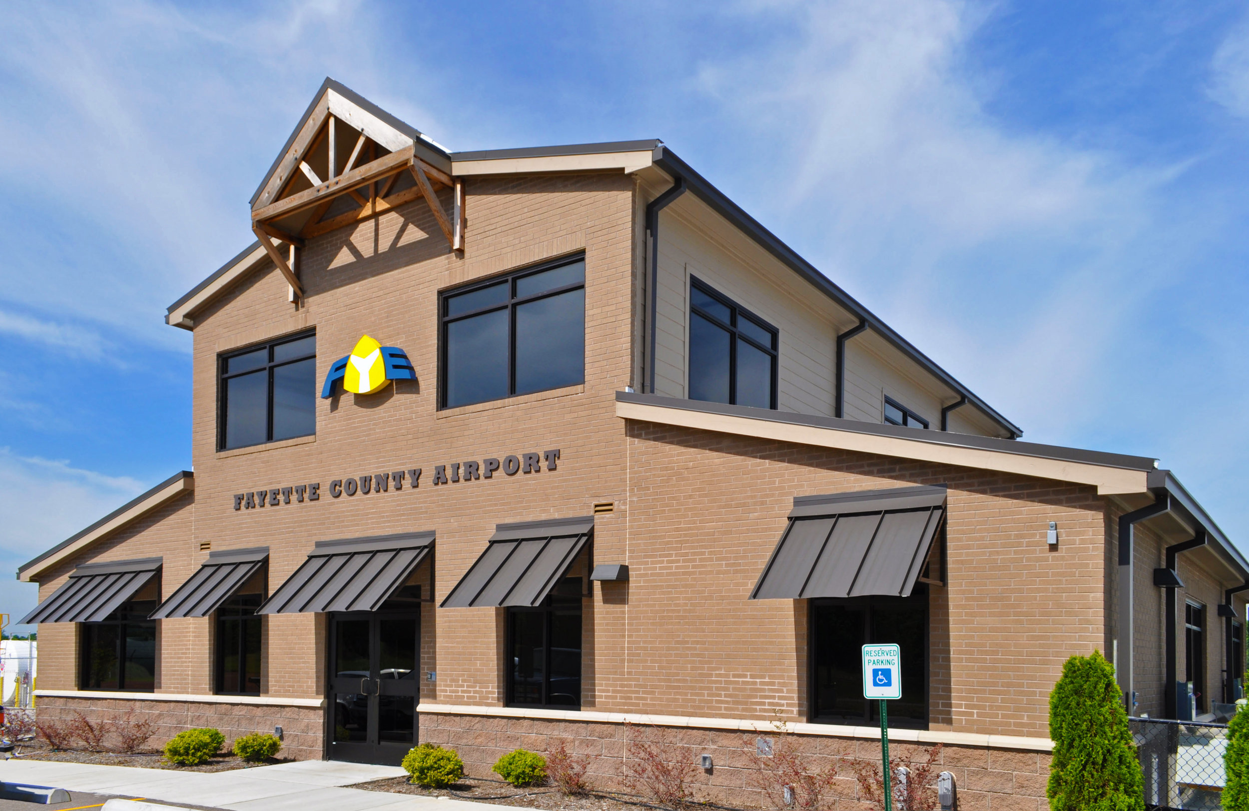Fayette County Airport Terminal Building