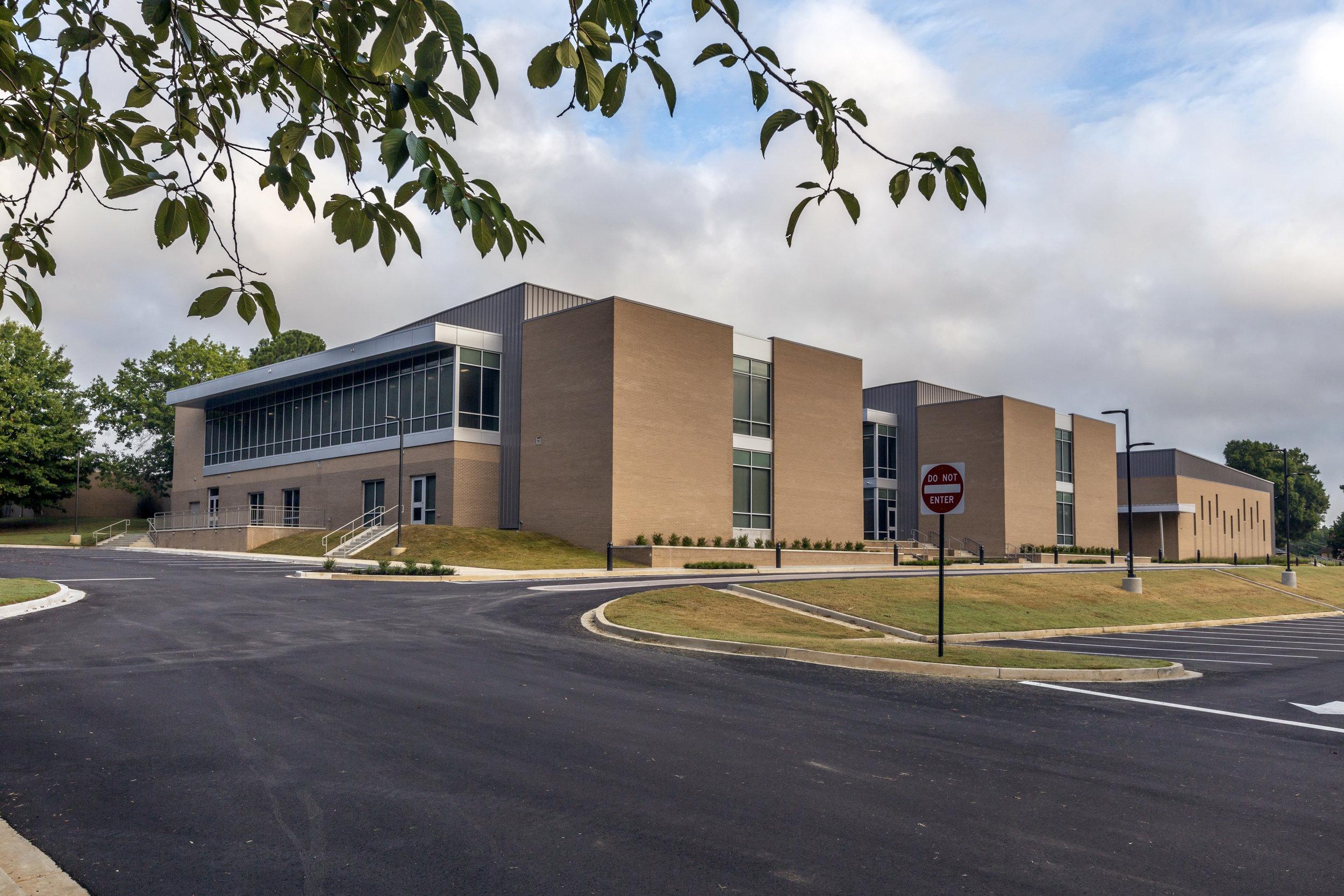 Riverdale School Expansion