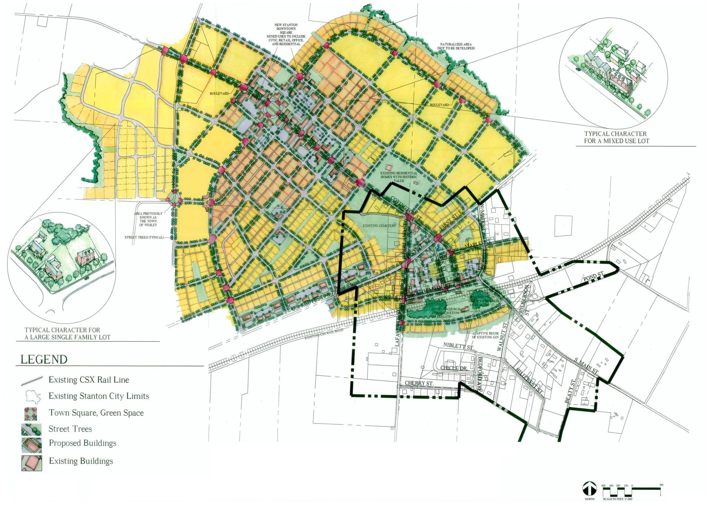 Town of Stanton Redevelopment Master Plan
