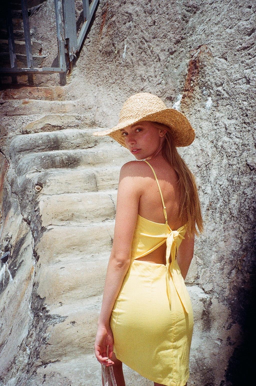Daffodil Dress