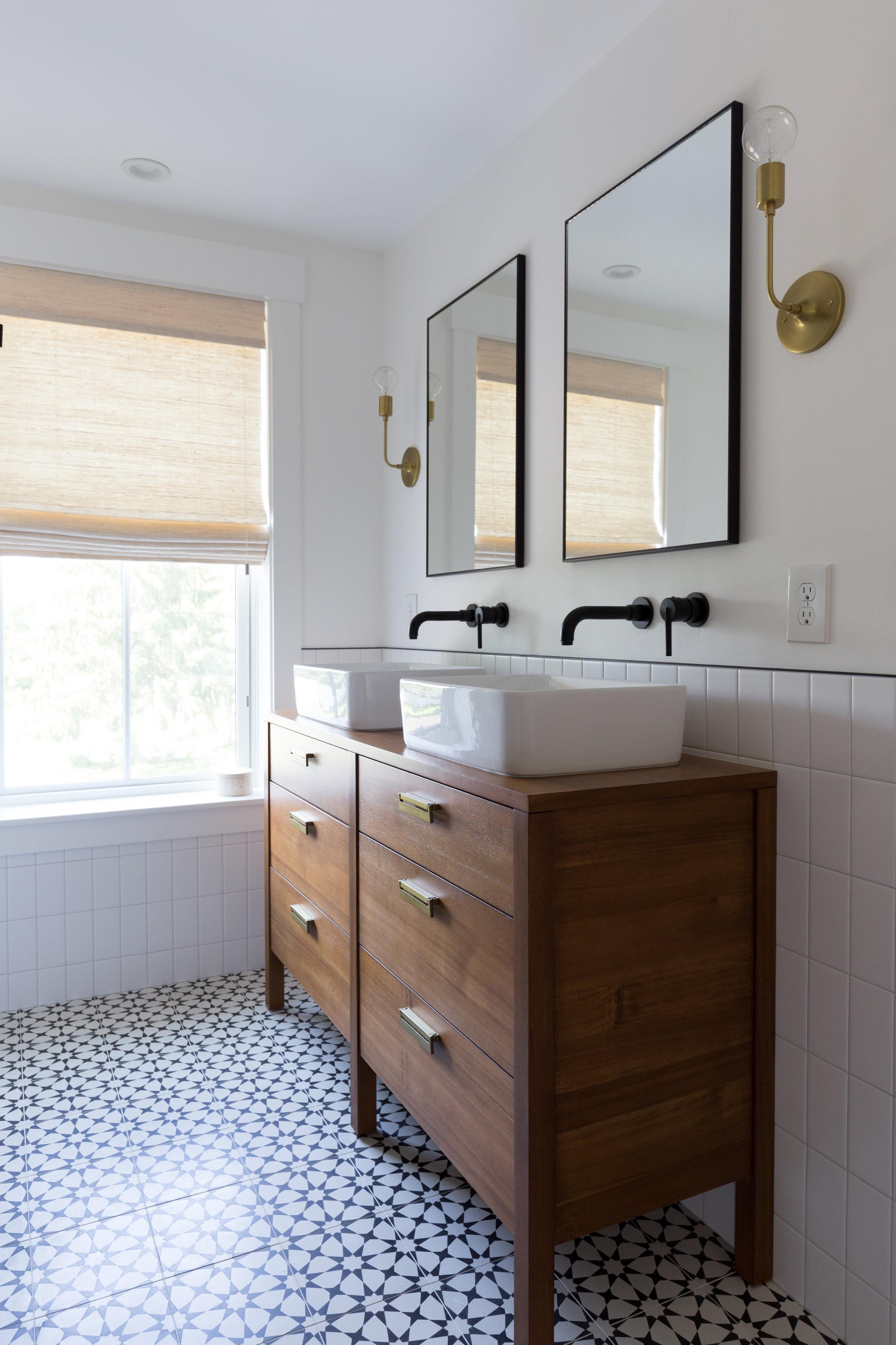 Elliott Meyers Design Bristol Bathroom